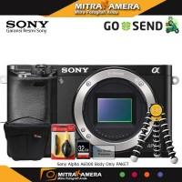 Sony Alpha A6000 Body Only PAKET