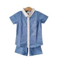 Mosfit NICK Set Baju Setelan Anak Laki - Laki