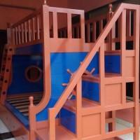 tempat tidur anak setir kapal