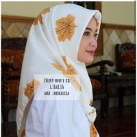 Jilbab Hijab Segi Empat Maple Scraf/ Hijab / Jilbab / Kerudung Murah
