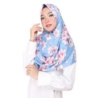 Jilbab Hijab Phasmina Sakura Flower/ Hijab / Jilbab / Kerudung Murah
