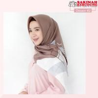 Harga Flamingo 2 Jilbab Motif Terbaru Murah 2018 Demo Grabtag