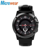 NEW Microwear H1 Smart Watch men waterproof Pedometer Smartwatch