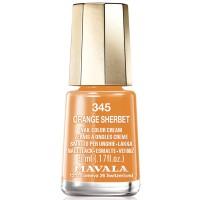 Mavala Nail Polish Orange Sherbet 45 thumbnail