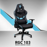 Rexus Gaming Chair RGC 103 Blue / Red