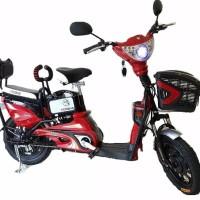 Harga sepeda listrik akasia | Pembandingharga.com
