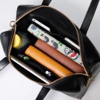 Tas Bahu / Povilo Siena Shoulder Bag Black