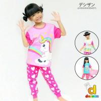 Setelan Baju Anak Perempuan Carnival Girl