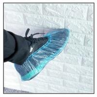 Sarung Sepatu Hujan Shoes Cover Unisex Sekali pakai buang