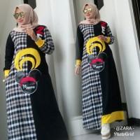 Maxi dress katun ZEK-109