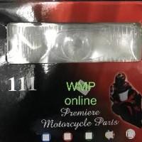 Harga terlaris lampu kabut 111 1pc foglamp motor   antitipu.com