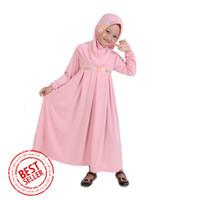 Harga baju muslim gamis anak perempuan murah simple cantik | Pembandingharga.com