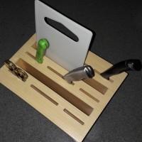 Tempat pisau / perlengkapan pantry / pantry organizer / dapur