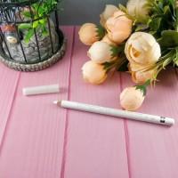 (Eye Liner) Ozera White Pencil Eyeliner Pensil Untuk Bawah Mata BPOM
