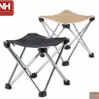 PROMO Naturehike kursi lipat kecil outdoor aluminium alloy NH15D012-M
