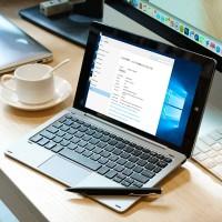 Paket Chuwi Hi10 Air + Stylus Pen + Docking Keyboard Magnetic Original