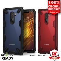 Case Xiaomi Pocophone F1 Ringke Fusion X Case Anti Crack