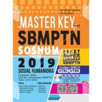 BUKU THE MASTER KEY OF SBMPTN SOSIAL HUMANIORA (SOSHUM) 2019