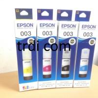 Tinta botol epson 003 Black, Cyan ,Magenta, yellow for L3110, L 3150
