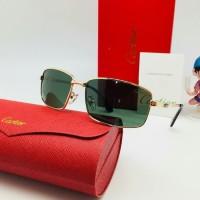 ( casio, swatch ) Kacamata Hitam Cartier 820061 Grade Original