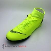 5ce2e5b91 Sepatu Futsal Nike Superfly 6 Academy IC Volt Black AH7369-701