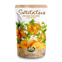 Bionic Farm Sweetatoes Honey Sweet Potato Crips / Keripik Ubi Madu 50g