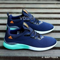 ADIDAS ALPHABOUNCE II PE - Sepatu Running Lari Pria Termurah