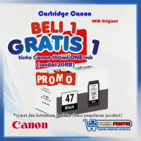 Catridge Canon Warna PG-47 NEW Original