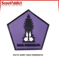 Pacth Karet Pramuka Saka Pariwisata