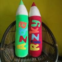 Guling Pensil Nama