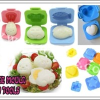Bear Rice/Egg Mould