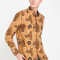 [Arthesian] Kemeja Batik Pria - Clement Batik Printing