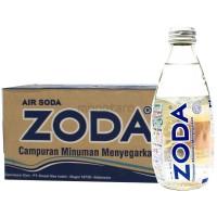 Zoda air soda botol 250ml
