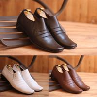 Sepatu pantofel pentofel slop original kulit asli 1 formal pria