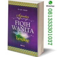 Ori Seputar Fiqih Wanita Islam Lengkap Buku Agama Islam by KH Syafii