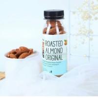 Roasted Almond Asi booster Diet Almond Panggang