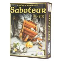 Saboteur Mainan Kartu Board game untuk Pesta Keluarga