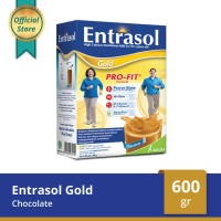Entrasol Gold Chocolate 2 X 300 G