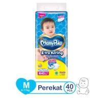 Harga mamypoko tape m 40 standar open popok bayi | Hargalu.com