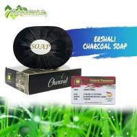(Original) ERSHALI CHARCOAL, Membersihkan minyak dan debu di wajah
