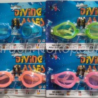 kacamata renang diving glasses swimming goggles kaca mata murah