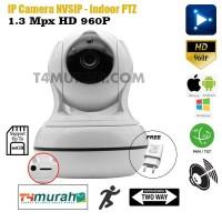 IP Camera Indoor NVSIP 1,3 Mega Pixel, 960P,ONVIF,IR,Baby Monitoring