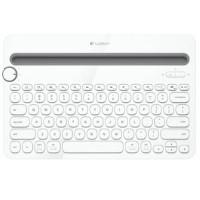Logitech Bluetooth Multi Device Keyboard K480 Diskon