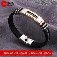 Japanese Style Bracelet - Classic Series (Gelang Tangan)