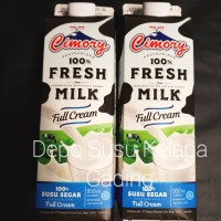 Cimory Susu Segar 1 lt FULL CREAM | Chimory Fresh Milk Chimori Cimori