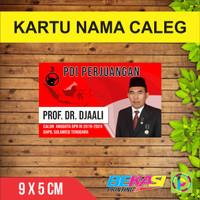 Kartu Nama Caleg / Calon Legislatif / Parpol / Partai / Pemilu