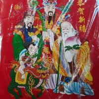 Kalender lunar Cina 2019 (harian) ukuran 19x26cm