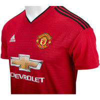 Jersey Manchester United Home 2018/19