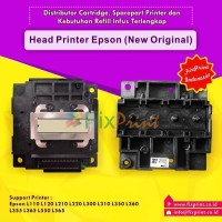 EXTREME SALE Print Head Printer Epson L120 L110 L210 L220 L300 L310