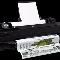 Printer Plotter HP Designjet T120 CQ891A Garansi Resmi Design jet T